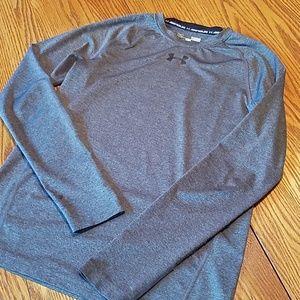 Boys Under Armour long sleeved shirt